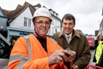 John Glen MP and Openreach Full Fibre Announcement